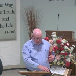 A Walk Through the Bible- Lamentations