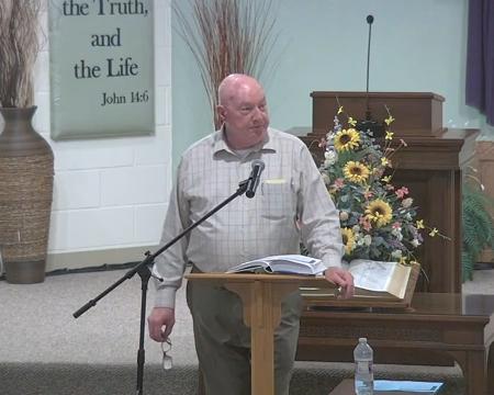 "Bible Study ""Galatians"" 08 18 2021"