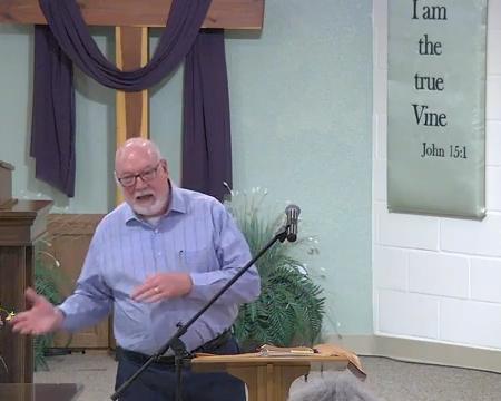 "Bible Study ""John"" 06 30 2021"